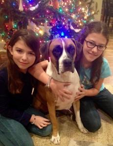 Lauren, Aubrey & Dexter