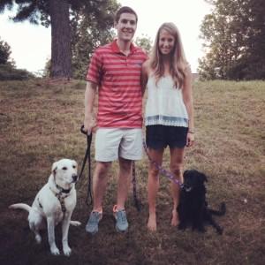 Blake, Sarah, Indiana & Bridget