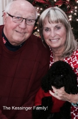 Don, Carolyn & Wrigley!