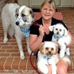 Brenda, Emma, Bella & Muffin